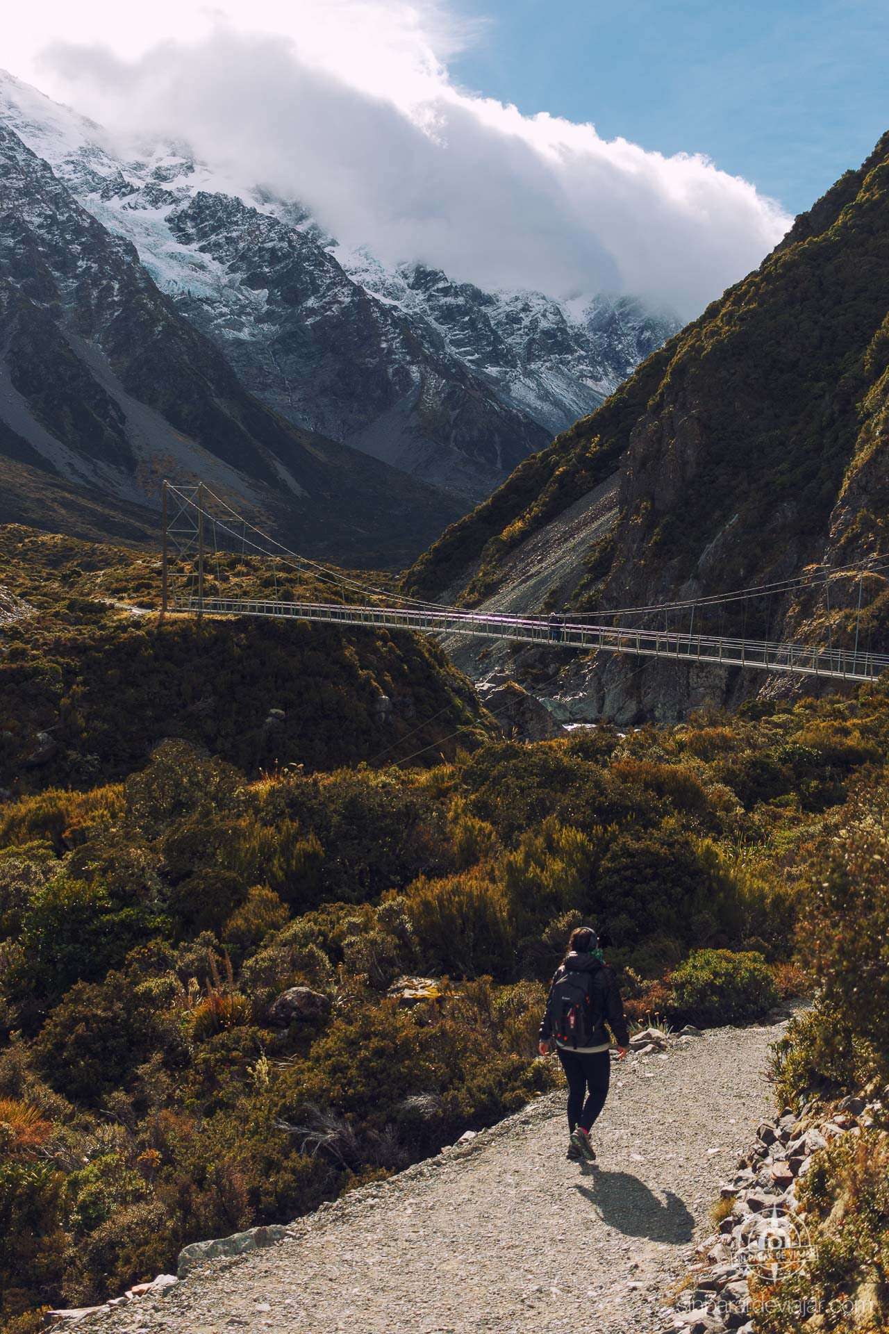 Tacks Mt Cook