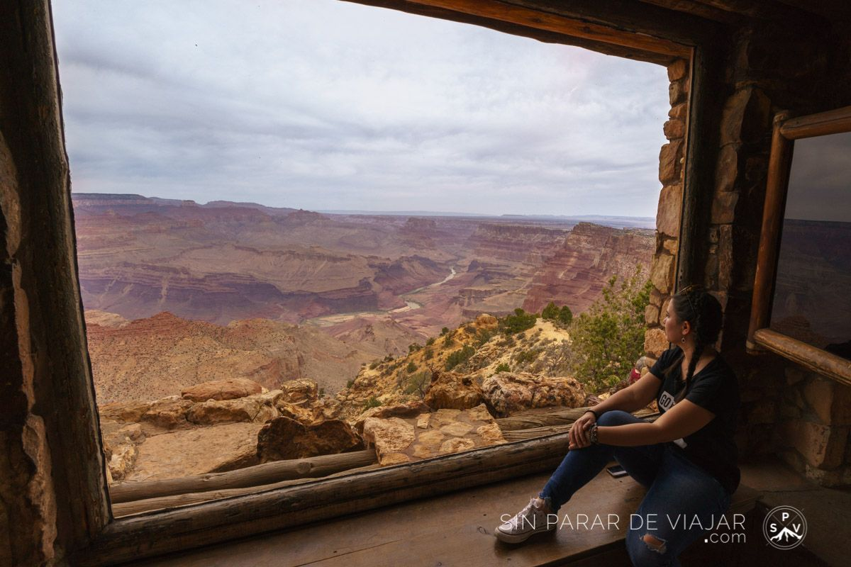 Dessert View Point Grand Canyon