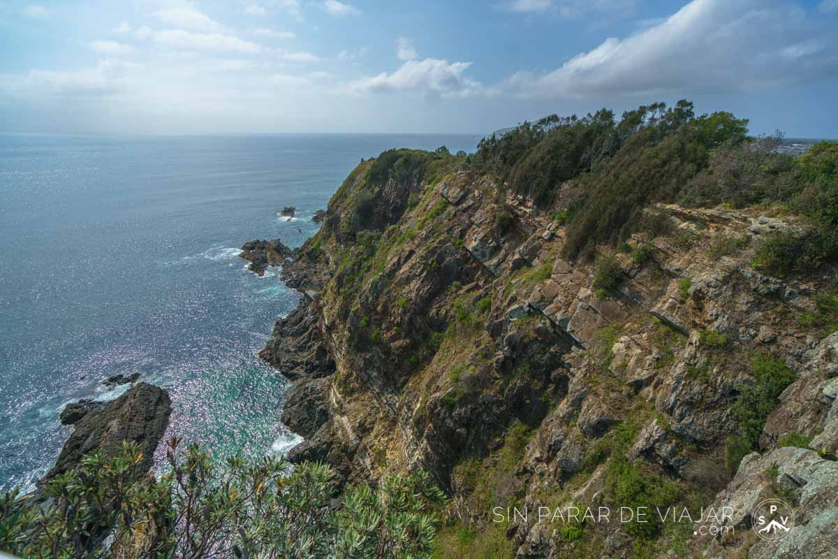 Bennets Head Lookout